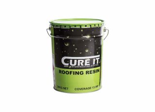 Cure It GRP Roofing Resin 20kg