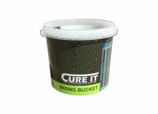 Cure It GRP Roofing Graduated Mixing Bucket