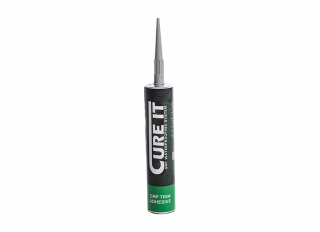 Cure It GRP Roofing Polyurethane Trim Adhesive Grey