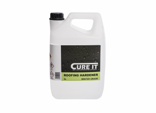 Cure It GRP Roofing Catalyst Winter Grade 5L