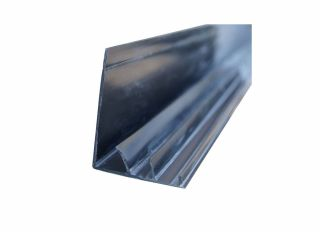 Permavent Easy Soaker Continuous System For Slates Anthracite 3m