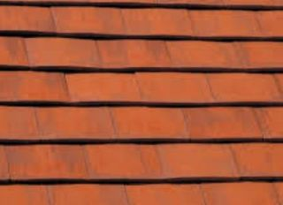 Marley CLAY Acme Double Camber Natural Orange Tile & Half