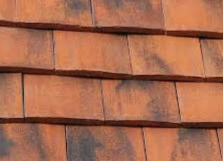 Marley CLAY Handcrafted Eave AYLESHAM MIX