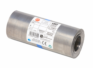Roll of Milled Lead Flashing Code 4 240mmx6m 29kg Nominal