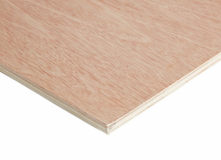 C+/C 2440X1220X18mm EXT S/WOOD SHUTTERING PLY CE2 STRUCTURAL
